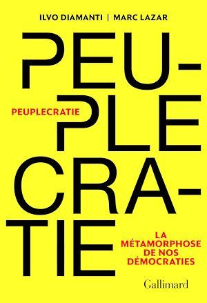 تقديم كتاب :الشعبوية  التحولات الجذرية لديمقراطياتنا. للكاتبان : ايلفو ديامانتي و ماركلازار